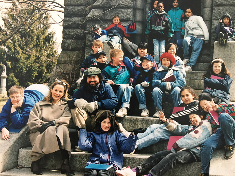 DAREarts' first Architecture Day in Toronto, 20 years ago!