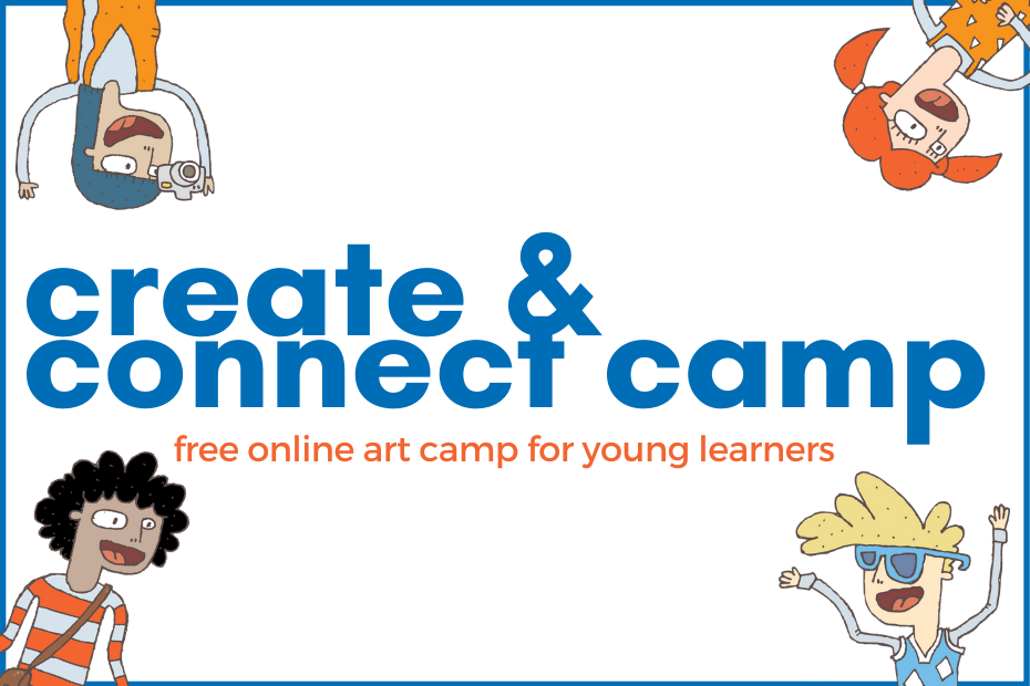 create and connect camp